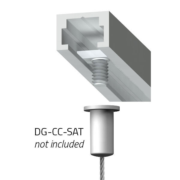 Dg Track Ceiling Cable